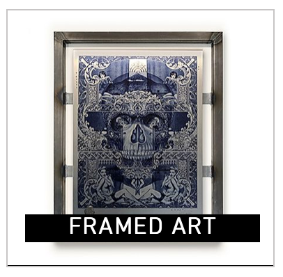 FRAMED ART
