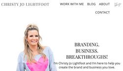 Christy Jo Lightfoot