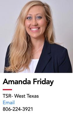 Amanda Friday