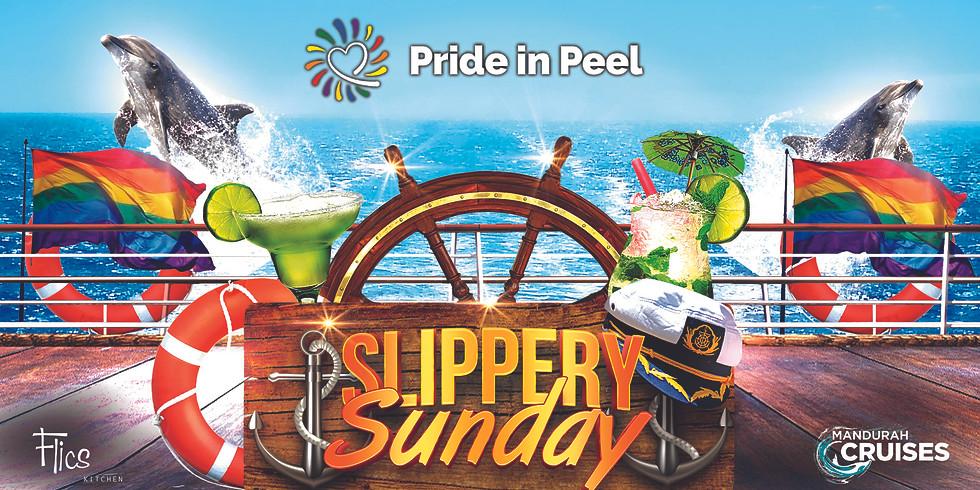 Slippery Sunday - Pride in Peel Boat Party