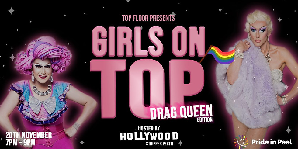 Girls On Top - DRAG QUEEN EDITION