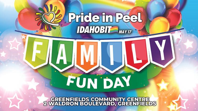 Pride in Peel - Family Fun Day
