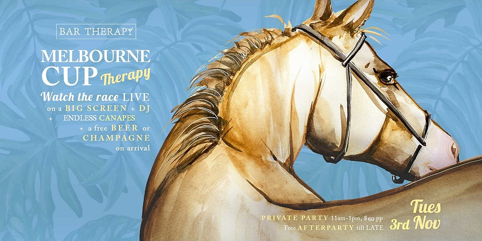 Melbourne Cup Therapy
