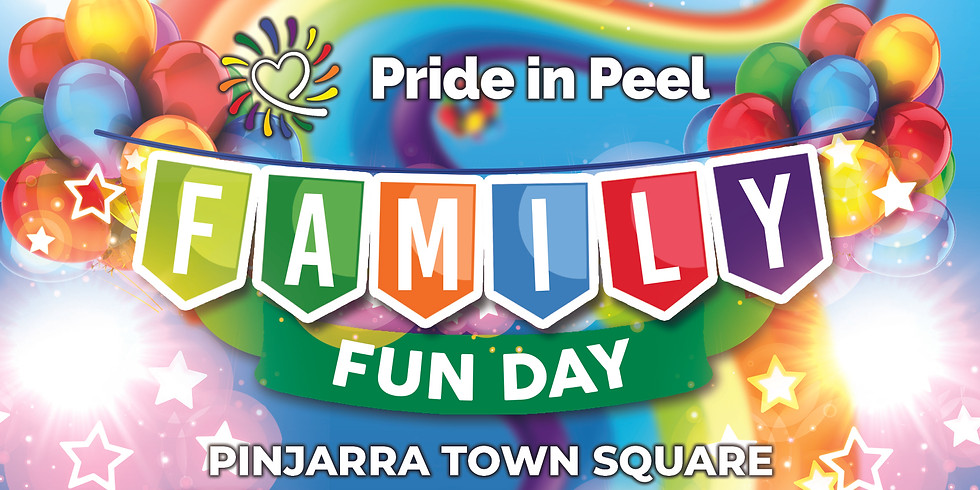 Family Fun Day - Pinjarra Town Square