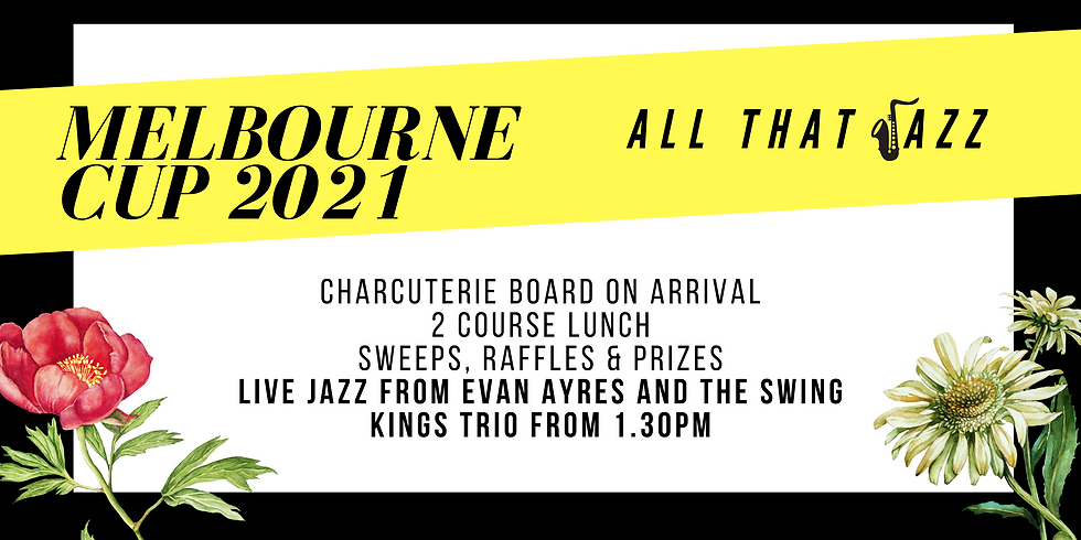 Melbourne Cup 2021 - All That Jazz