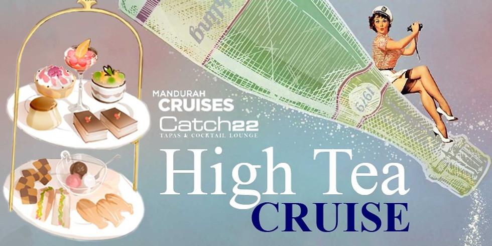 High Tea Cruise