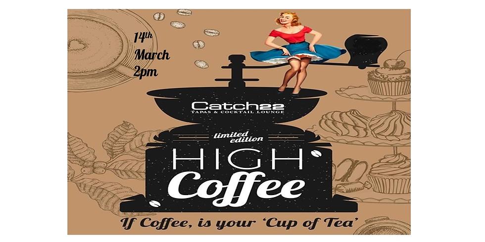 CATCH22 HI COFFEE ☕️