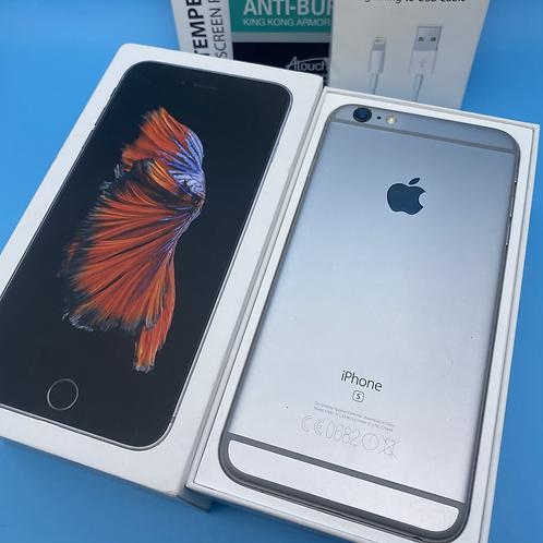 Apple iPhone 6S Plus (Space Grey, Unlocked, 16GB)