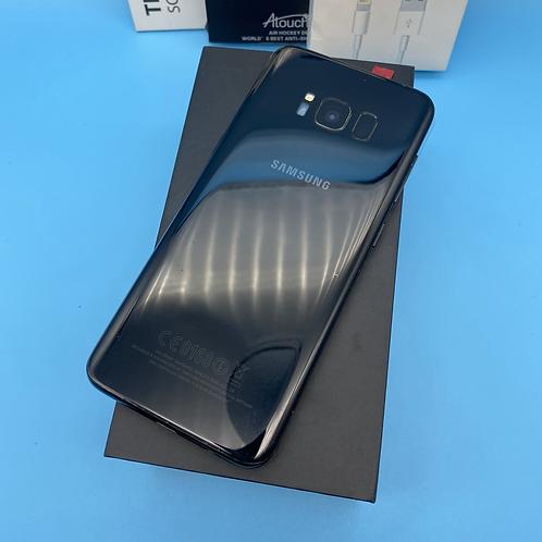 Samsung Galaxy S8 (Midnight Black, Unlocked, 64GB)