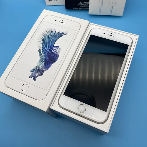 Apple iPhone 6S (Silver, Unlocked, 32GB)