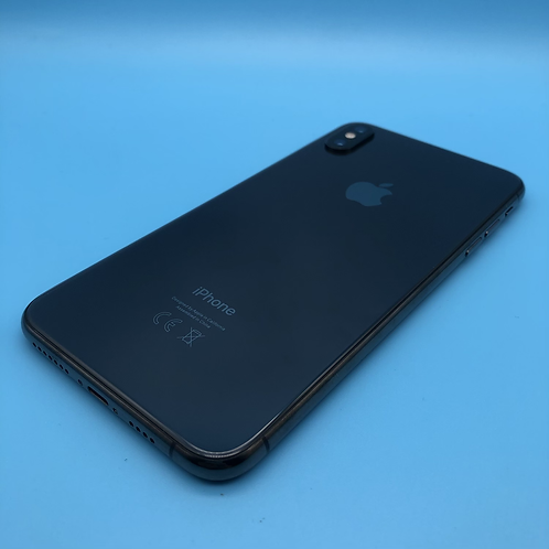 Apple iPhone XS Max (Space Grey, Unlocked, 64GB)
