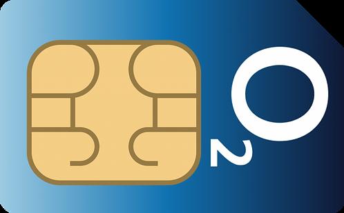 PAYG SIM Card (O2)