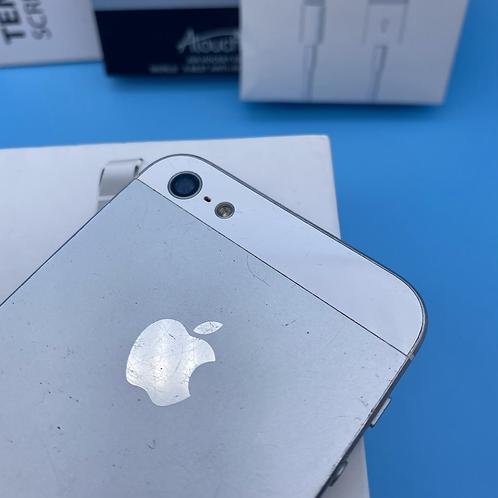 Apple iPhone 5 (Silver, Vodafone, 16GB)