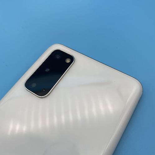 Samsung Galaxy S20 (Cloud White Unlocked, 128GB)
