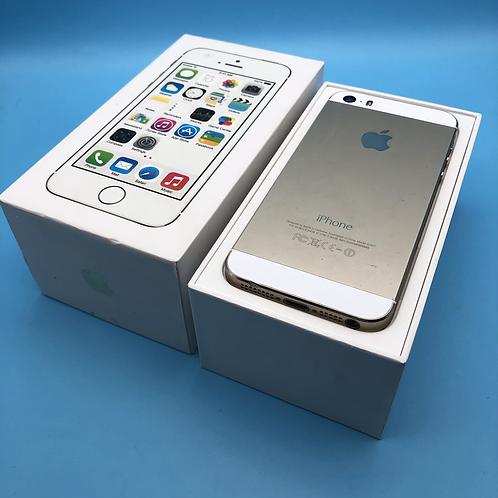Apple iPhone 5S (Gold, Unlocked, 16GB)