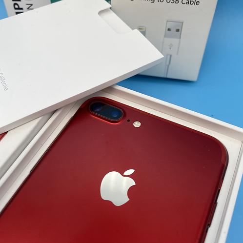 Apple iPhone 7 Plus (Red Edition, Unlocked, 128GB)