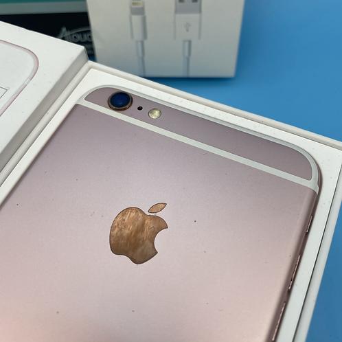 Apple iPhone 6S Plus (Rose Gold, Unlocked, 32GB)