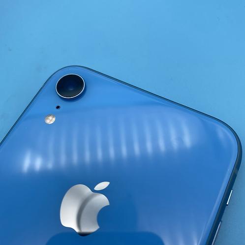 Apple iPhone XR (Blue, Unlocked, 64GB)