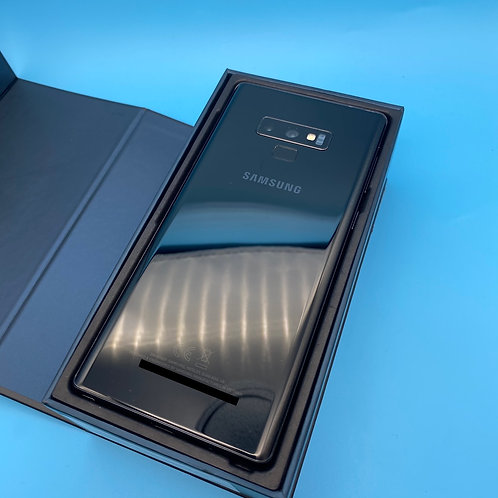 Samsung Galaxy Note 9 (Midnight Black, Unlocked, 128GB)