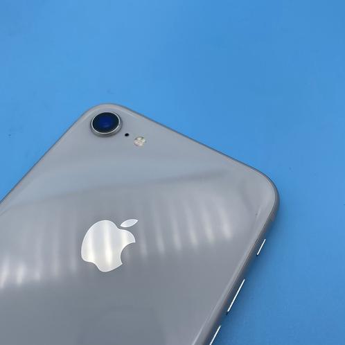Apple iPhone 8 (Silver, Unlocked, 64GB)