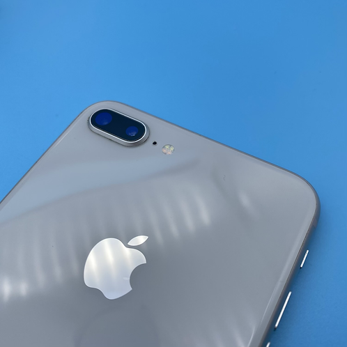 Apple iPhone 8 Plus (Silver, Unlocked, 64GB)