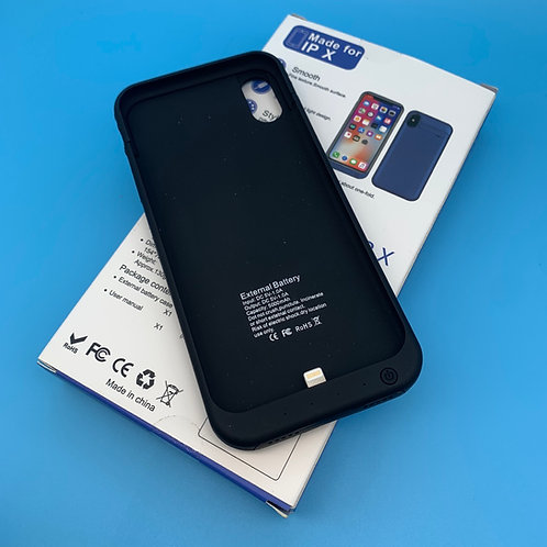 iPhone Charging Case 3800mAh For iPhone X/XS