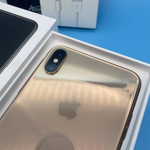 Apple iPhone XS Max (Gold, Unlocked, 256GB)