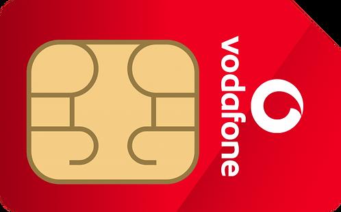 PAYG SIM Card (Vodafone)