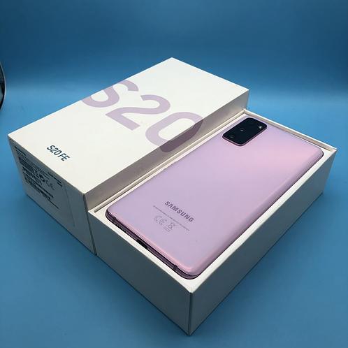 Samsung Galaxy S20 FE (Cloud Pink, Unlocked, 128GB)