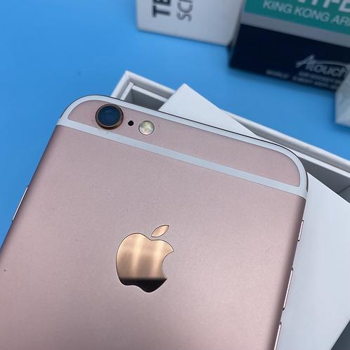 Apple iPhone 6S (Rose Gold, Unlocked, 16GB)