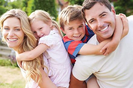 bigstock-Portrait-Of-Happy-Family-In-Ga-