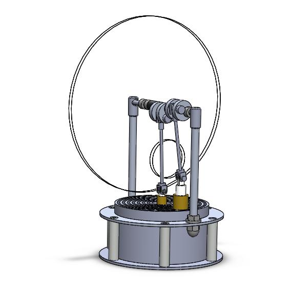 LDT Stirling Engine