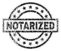 grunge-textured-notarized-stamp-seal-vec