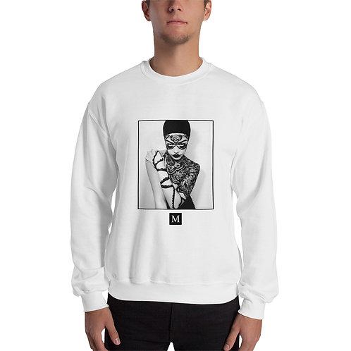 Lace Unisex Sweatshirt