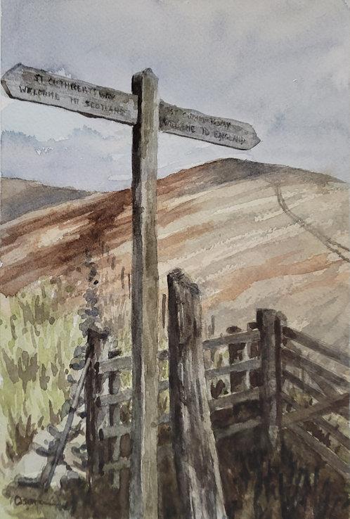 On the Border, St. Cuthbert's Way