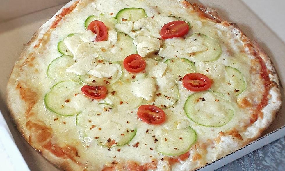 Pizza Zucchini