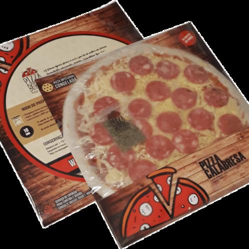 Pizza Congelada Calabresa