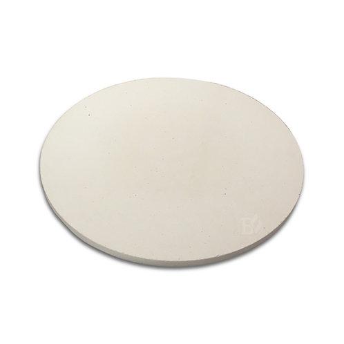 Pedra refratária para assar pizza 35cm