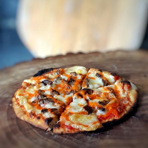 Pizza Congelada Mignon com Cheddar