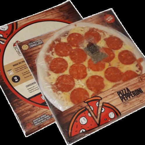 Pizza Congelada Pepperoni