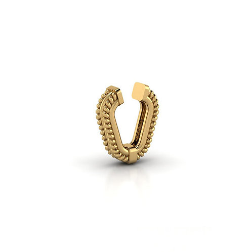 Gold Earcuff by MTOY