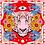 Thumbnail: Pink Tiger Sarong by Tukutukum