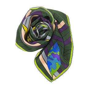 Joy Green Scarf by Magnol