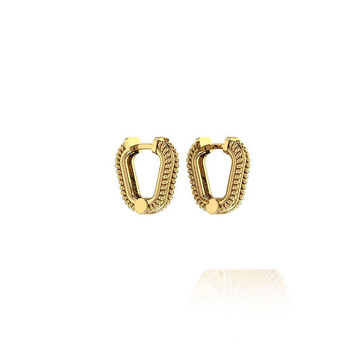 Mare Gold Earrings by MTOY