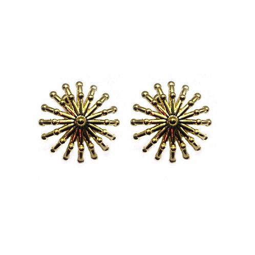 Kalkan Gold Earrings by MTOY