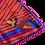Thumbnail: Joy Red Scarf by Magnol