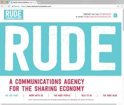 WEBSITE RUDE COMMS