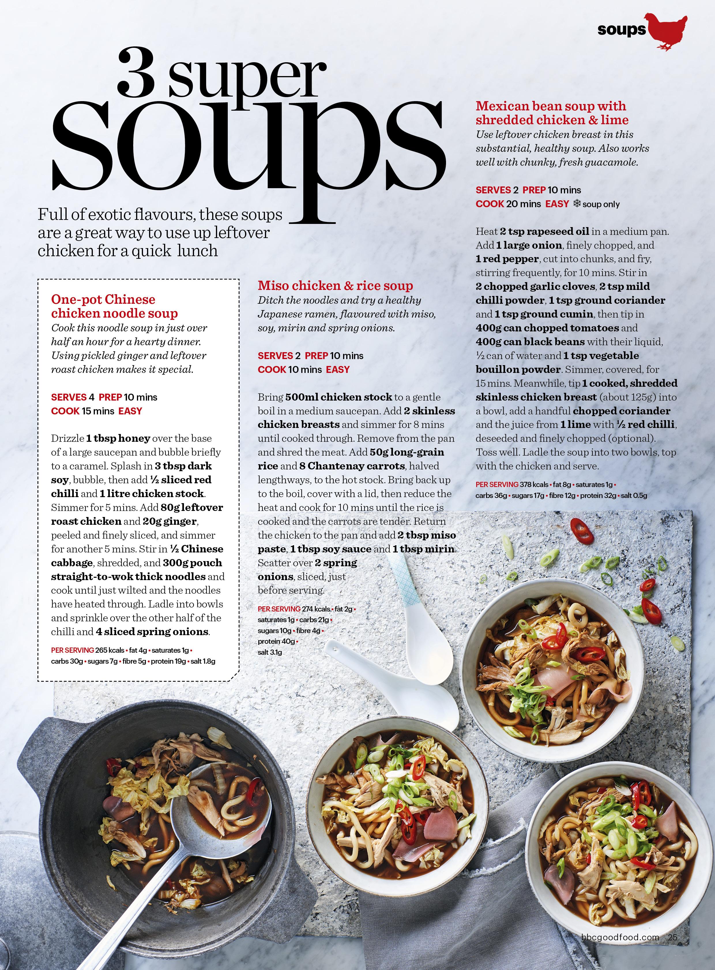 BBC Good Food's Chicken Cookbook
