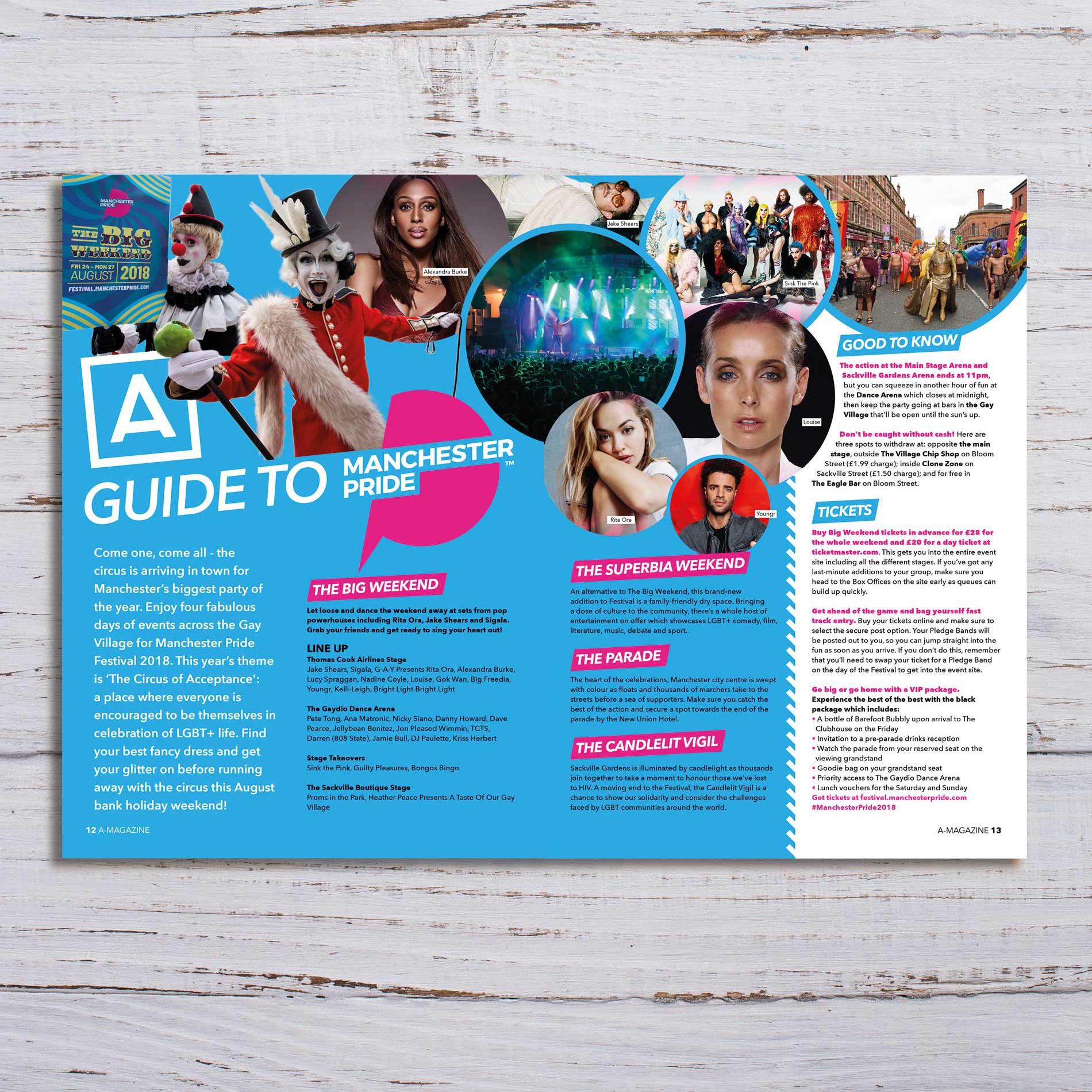 A-Magazine