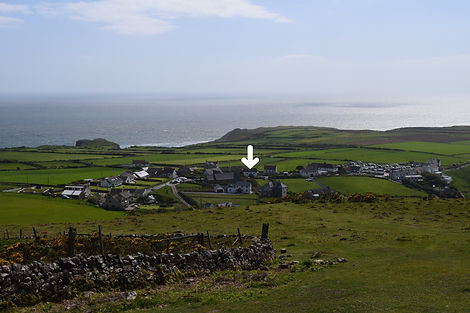 Church Park is situated in the heart of Rhossili